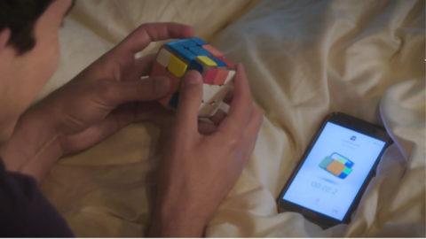 GoCube Rubik's Cube connecté intelligent
