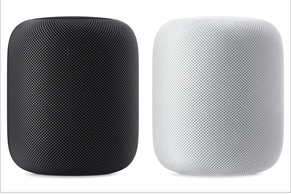 Enceinte connectée Apple Homepod