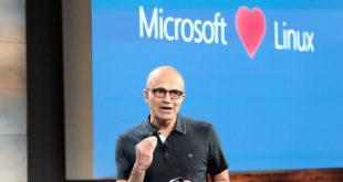 Microsoft OS sécurisé sous Linux pour l'Internet des Objets