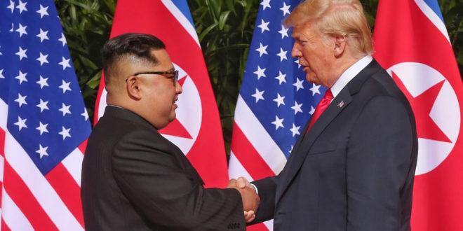 Les temps forts en images — Sommet Trump-Kim