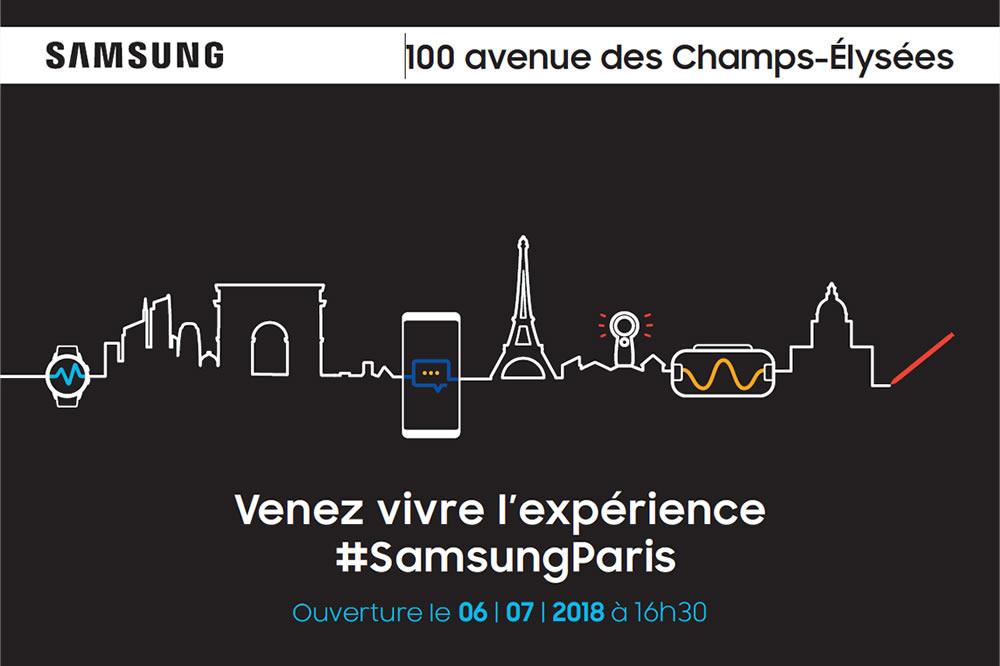 Samsung Champs-Elysées
