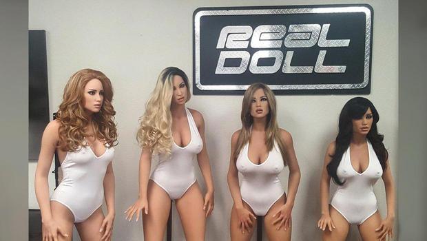 sexe robots real doll