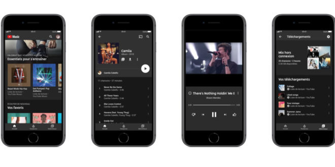 L'offre de streaming musical, YouTube Music, est désormais disponible en France