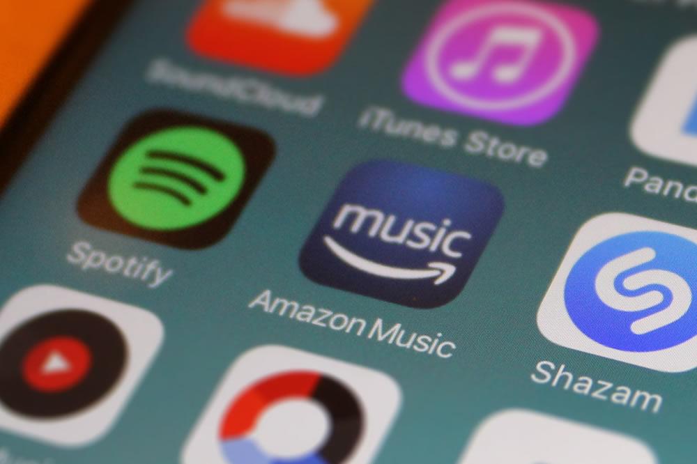 Amazon Echo nouveautés musique
