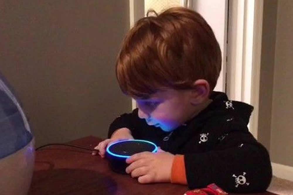 Enfants assistants intelligents