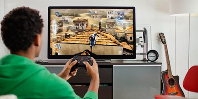 Google streaming gaming jeux-vidéo