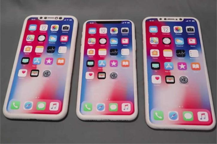 Nouveaux modèles iPhone X