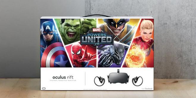 Pack Marvel Powers United VR