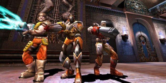 quake III arena google deepmind