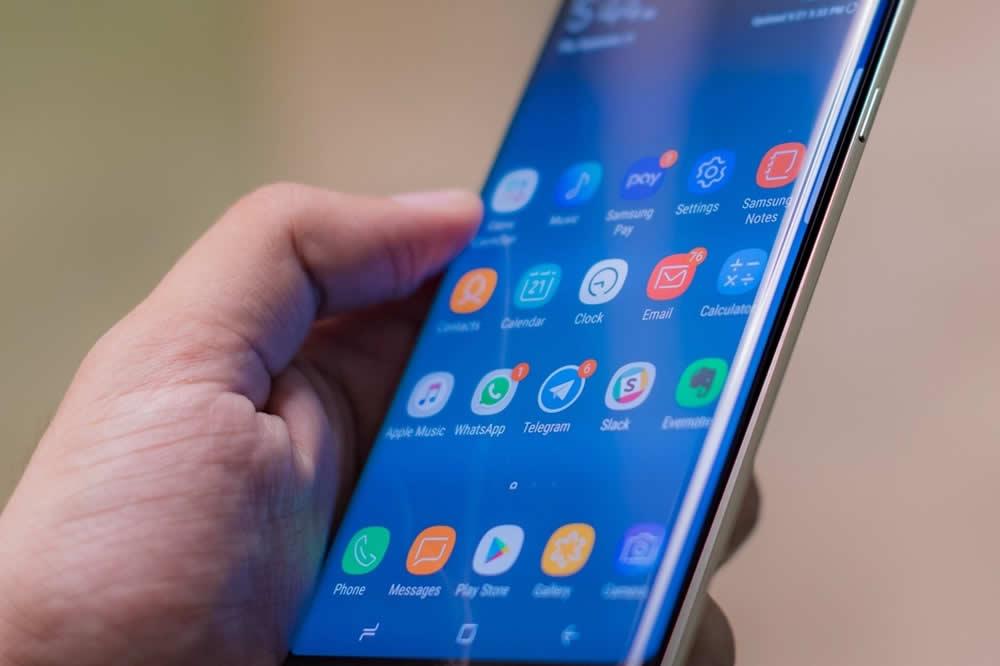 Samsung bug photos