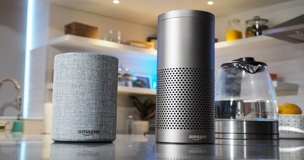 Achat Amazon Echo Alexa