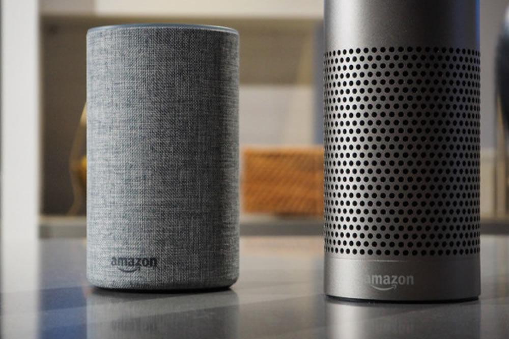 Achats Amazon Echo Alexa