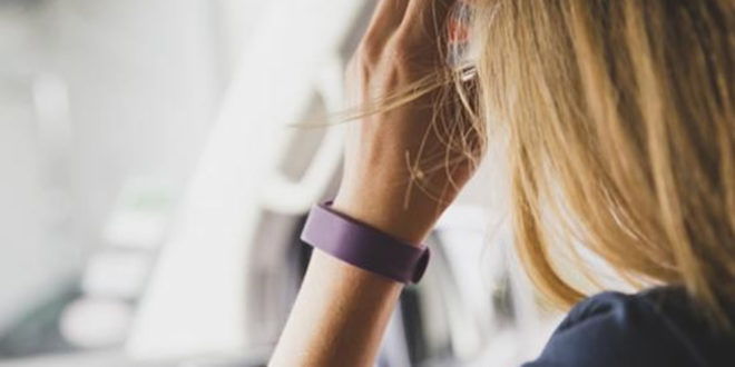 App-Elles bracelet connecté alerte pour femmes