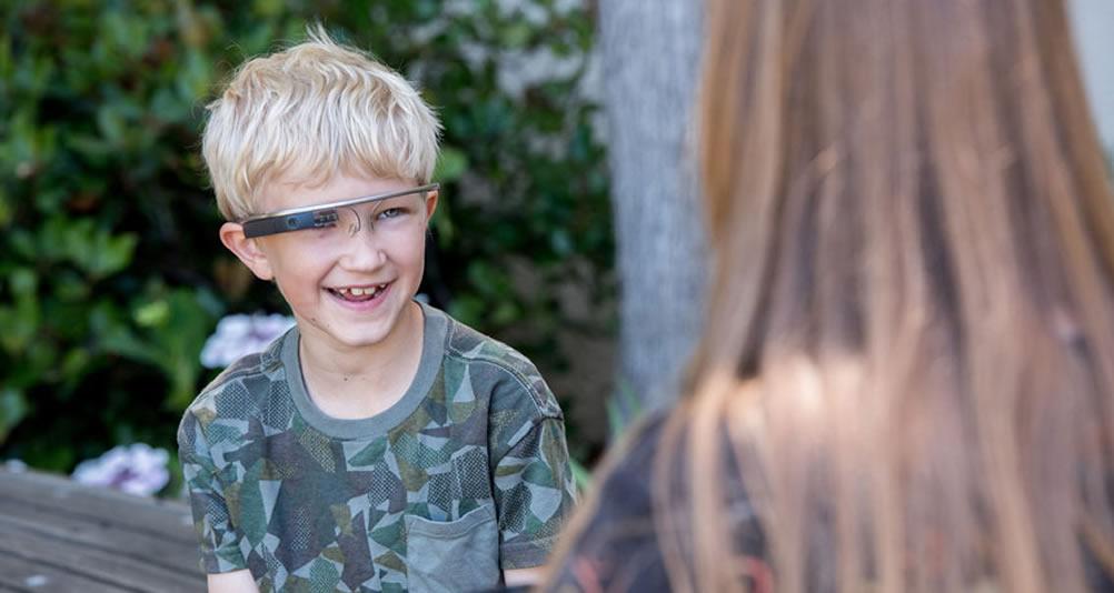 Autisme Google Glass émotions autiste
