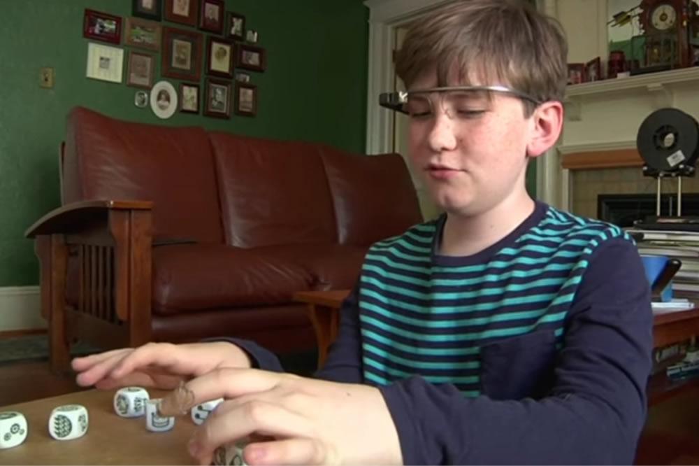 Autisme Google Glass autistes
