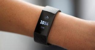 Charge 3 Fitbit bracelet connecté