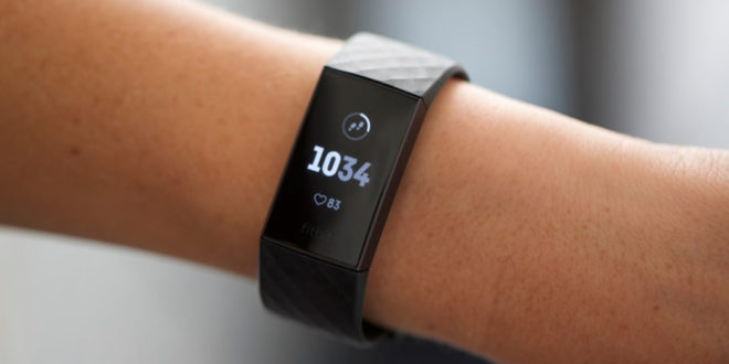 Charge 3 Fitbit bracelet connecté