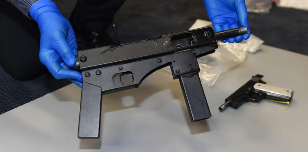 Fichiers armes imprimante 3D