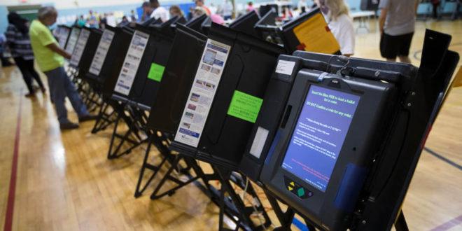 Piratage enfants élections Etats-Unis
