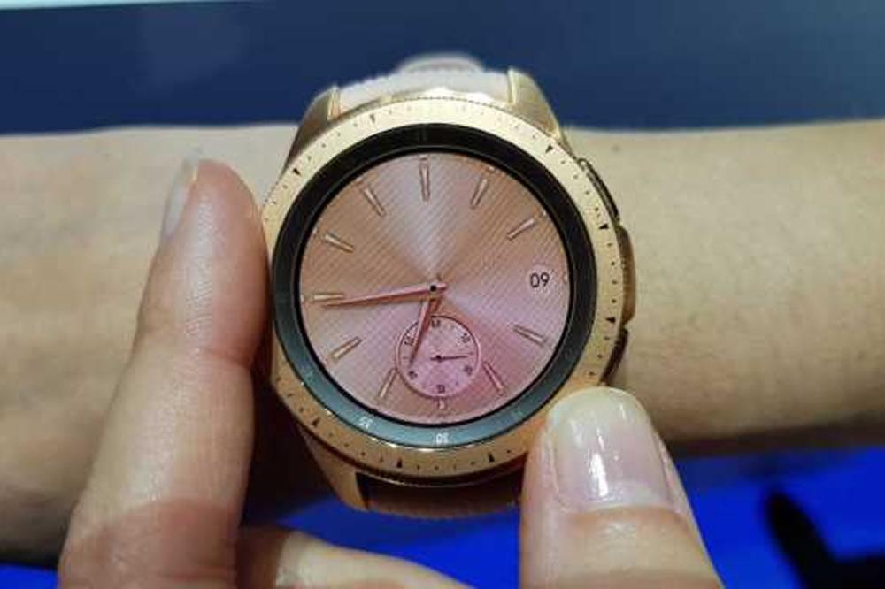 Samsung Galaxy Watch montre