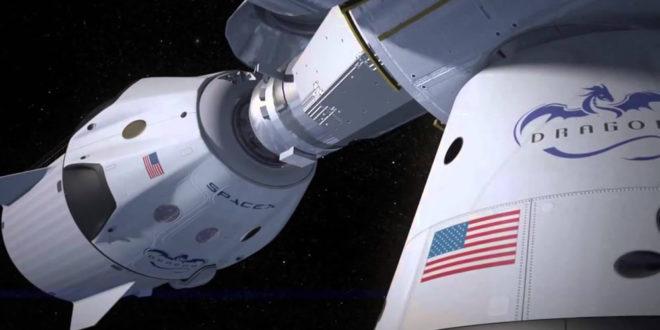 SpaceX Nasa Boeing