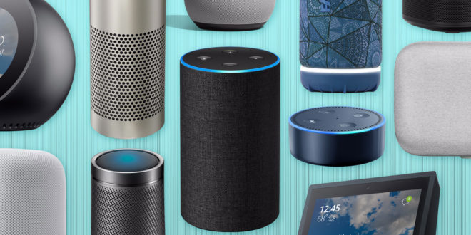amazon alexa google home enceintes connectées usage