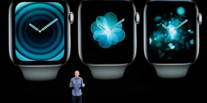apple watch series 4 succès