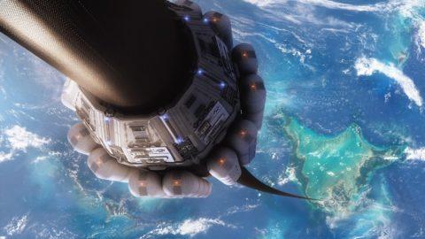 L'ascenseur pour l'espace sera testé cette semaine par le Japon