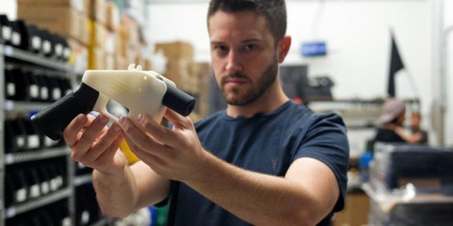 cody wilson inventeur armes 3D