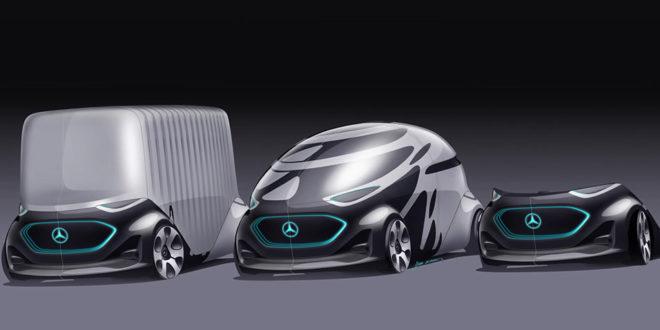 Concept Mercedes Benz laid moche vilain