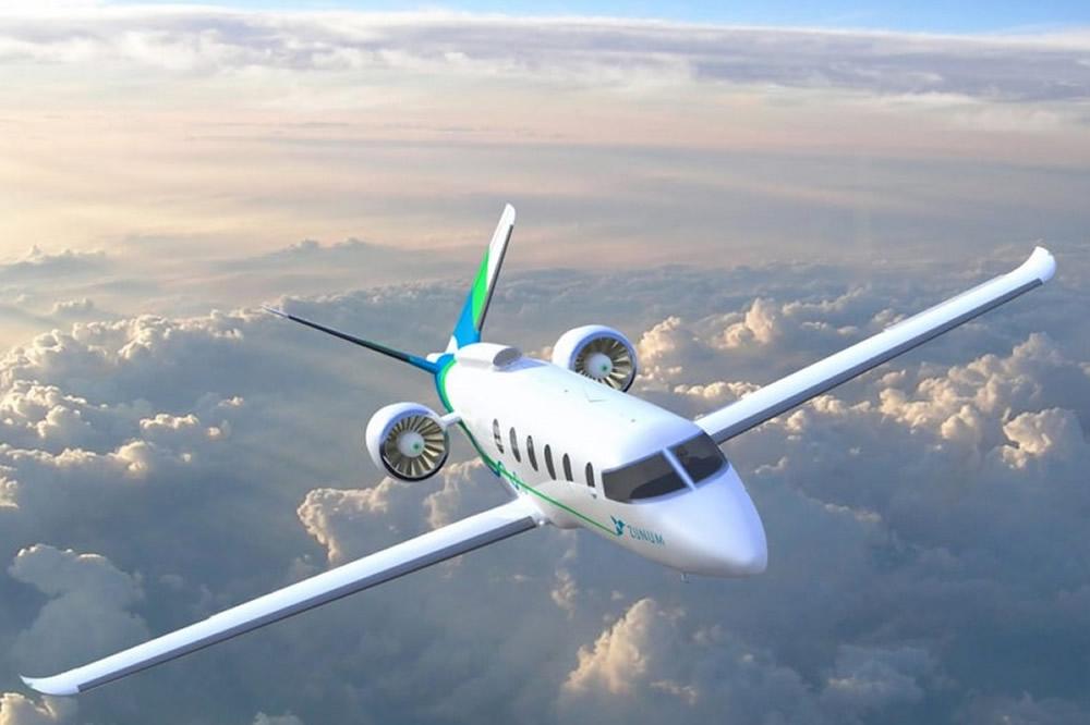 Elon Musk avions électriques