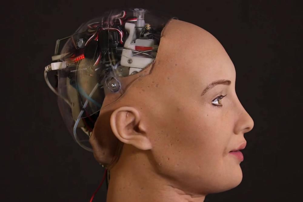 Elon Musk relier cerveau a un ordinateur et intelligence artificielle cyborg