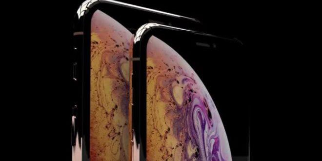 iphone xs keynote 2018 apple
