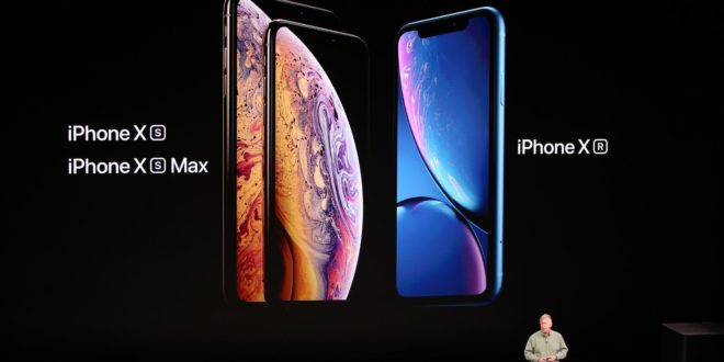 iphone xs xs max xr apple