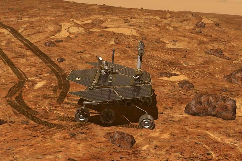 La NASA a retrouvé Opportunity, sans pour autant parvenir à rétablir le contact