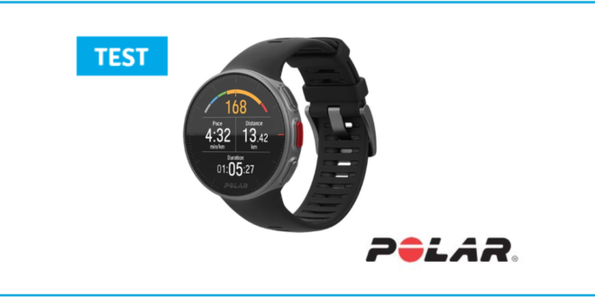 [Test] Polar Vantage V : L'anti-Apple Watch des athlètes
