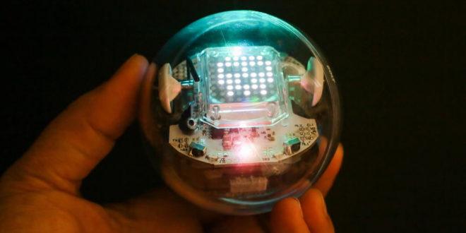 Robot Sphero Bolt R2 D2