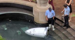 Robot Steve suicide autopsie
