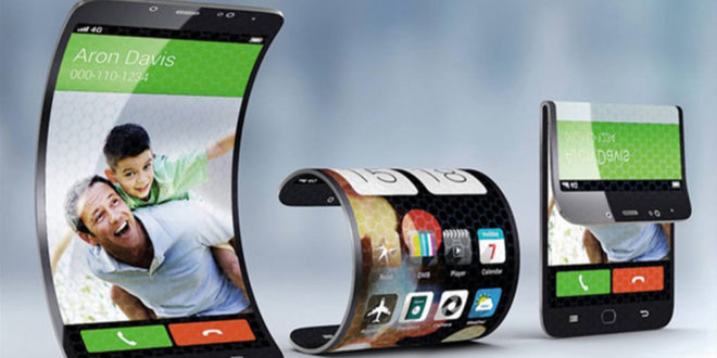 Samsung smartphone pliable tablette