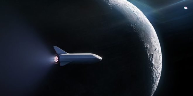 spacex client voyage lune elon musk