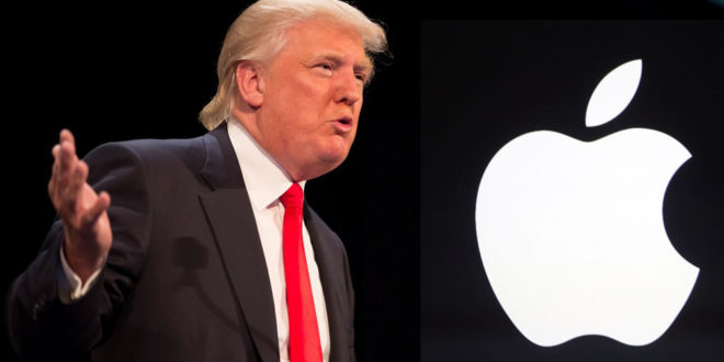 Trump Apple guerre commerciale Chine