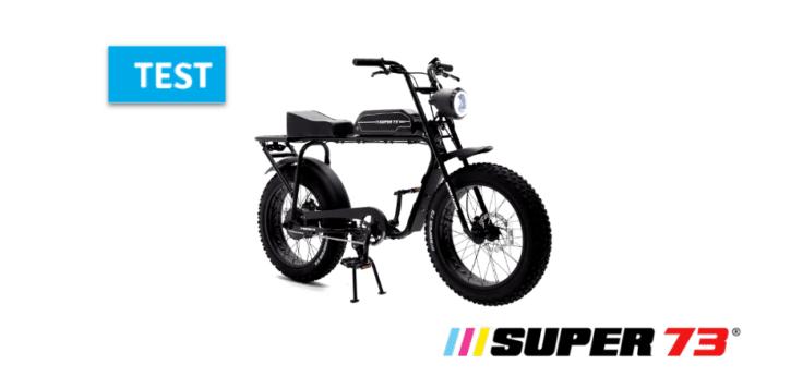 Super 73SG1 le velo le plus design