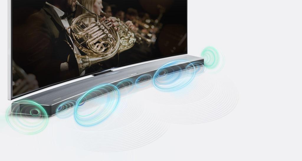 Barre de son HW-7501 de Samsung