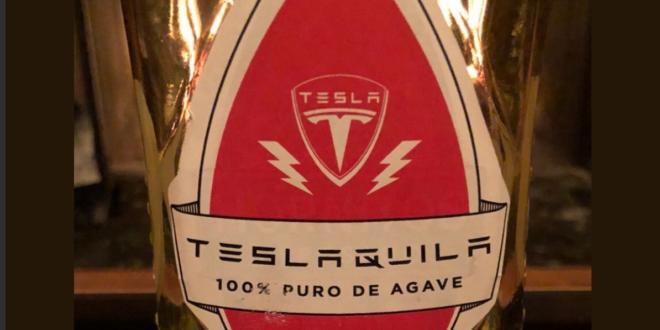 Elon Musk sort un nouveau prodiuit derivé de tesla la Teslaquila