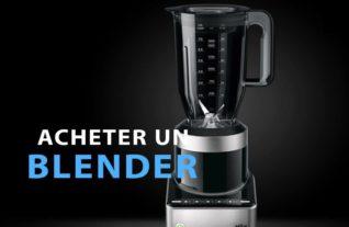 acheter blender