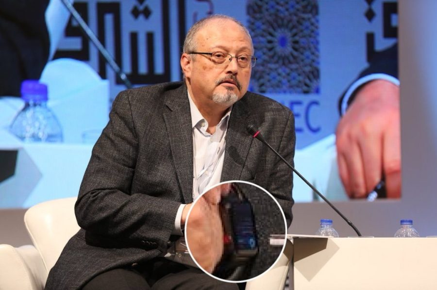 apple watch 3 khashoggi