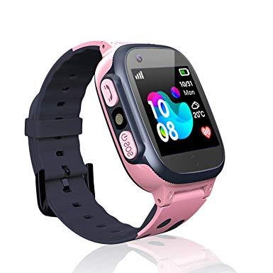 bracelet gps pour enfant jslai kids smartwatch