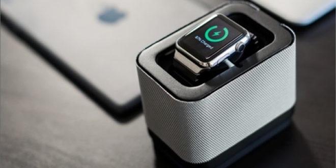 Dock de recharge Apple Watch comparatif meilleurs