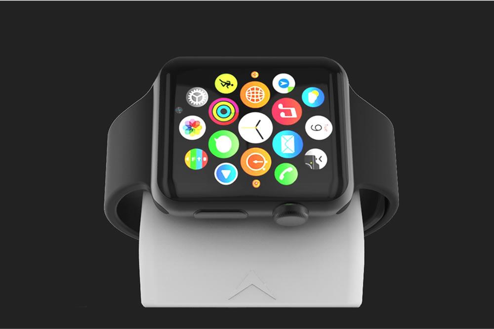 Dock de recharge Apple Watch comparatif