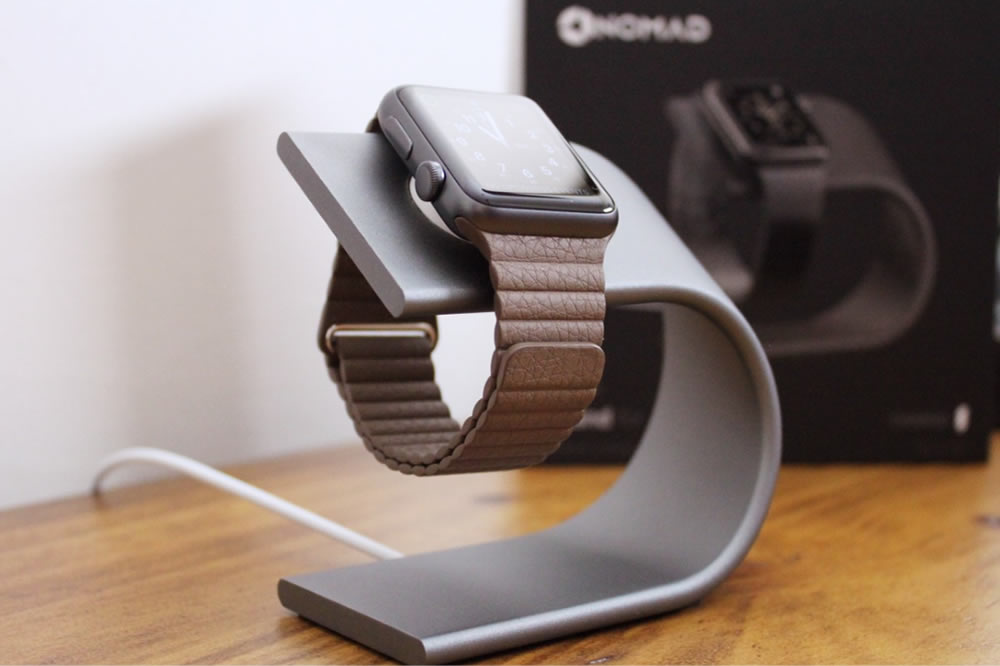 Dock de recharge Apple Watch